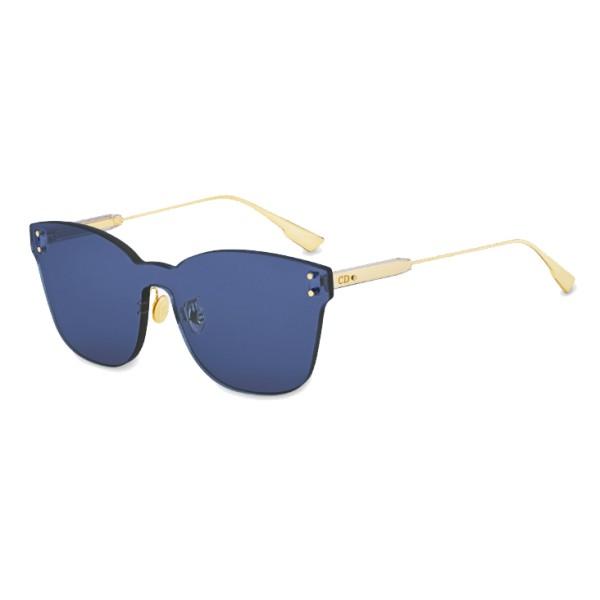 Dior - Sunglasses - DiorColorQuake2 - Blue - Dior Eyewear