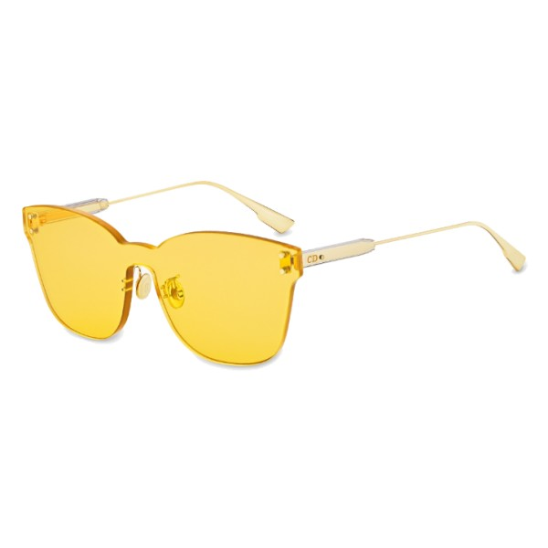 Dior - Occhiali da Sole - DiorColorQuake2 - Giallo - Dior Eyewear