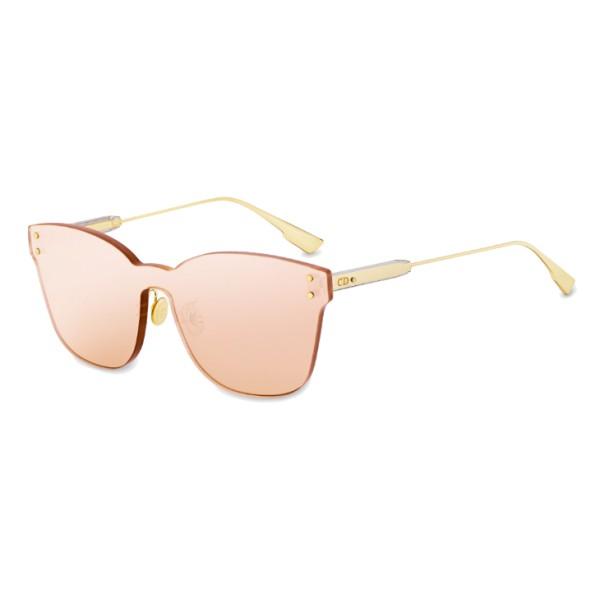 Dior - Sunglasses - DiorColorQuake2 - Gold - Dior Eyewear