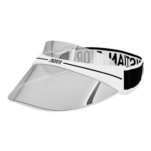 Dior - Visor - DiorClub1 - Silver - Dior Eyewear