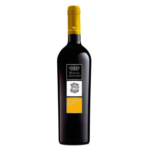 Tenuta l'Impostino - 6 bt Ottava Rima - Maremma Toscana Rosso D.O.C.