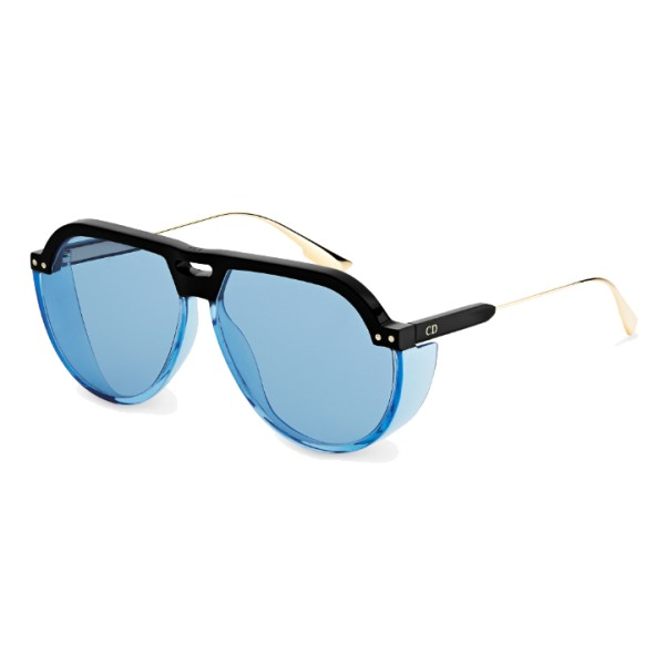 84383270f305 Dior - Sunglasses - DiorClub3 - Blue - Dior Eyewear - Avvenice