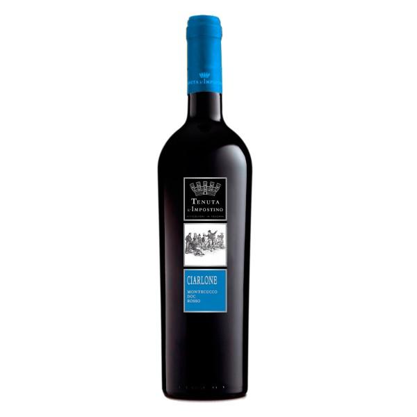 Tenuta l'Impostino - 6 bt Ciarlone - Montecucco Rosso D.O.C.