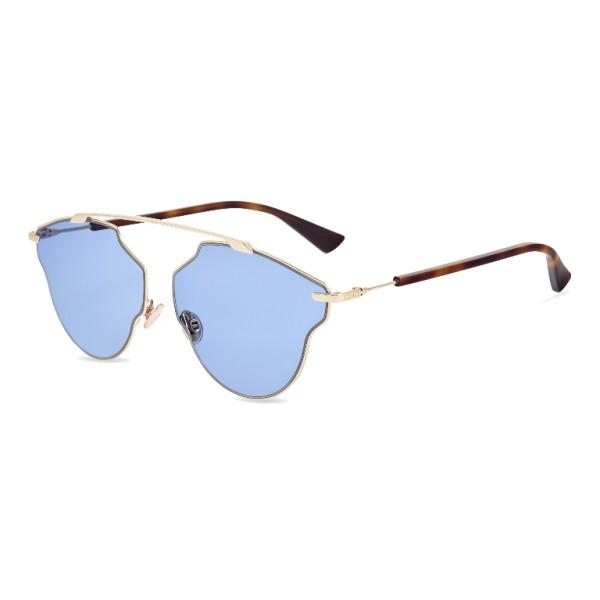8f81a76a1be4 Dior - Sunglasses - DiorSoRealPop - Blue - Dior Eyewear - Avvenice