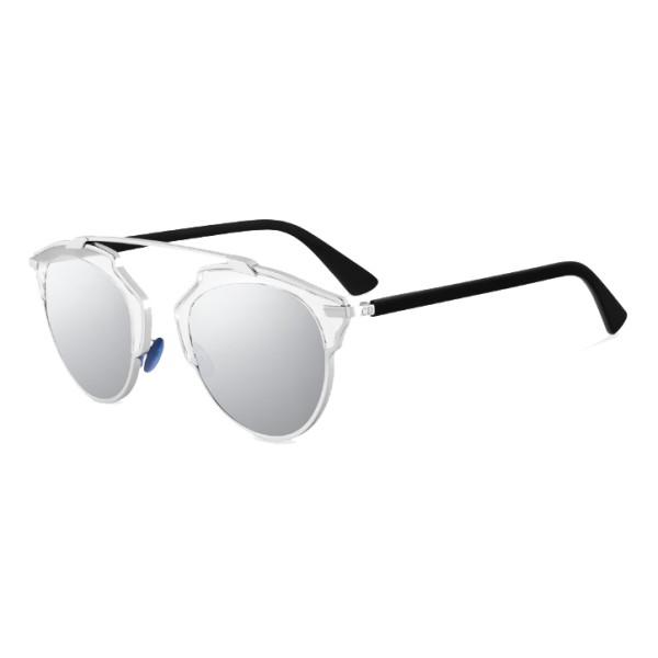 e107c5daf1 Dior - Occhiali da Sole - DiorSoReal - Argento - Dior Eyewear - Avvenice