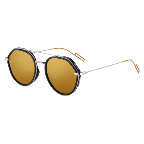 e71b99e697e Dior - Sunglasses - Dior0219S - Black   Orange - Dior Eyewear ...
