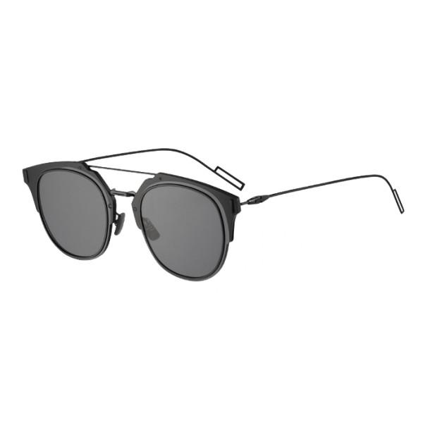 rilasciare informazioni su Raccogliere imballaggio forte Dior - Occhiali da Sole - Dior Composit 1.0 - Nero - Dior Eyewear - Avvenice