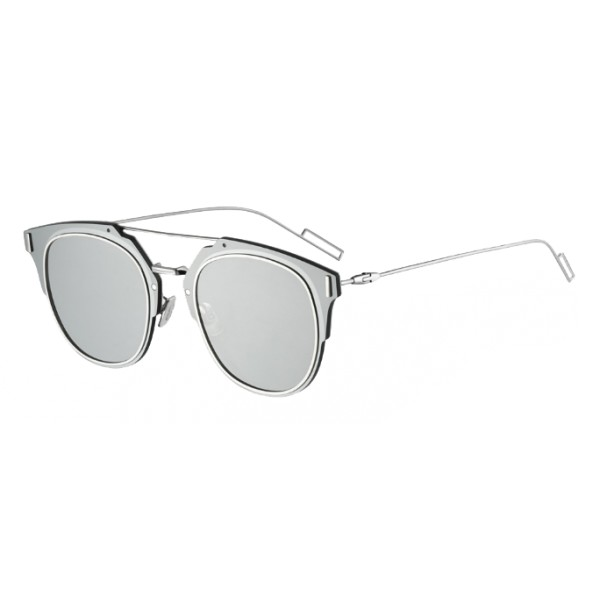 90eabb9b3fb Dior - Sunglasses - Dior Composit 1.0 - Silver - Dior Eyewear - Avvenice