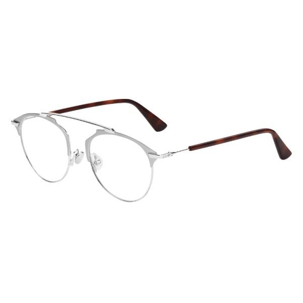 Dior - Eyeglasses - DiorSoRealO - Silver - Dior Eyewear