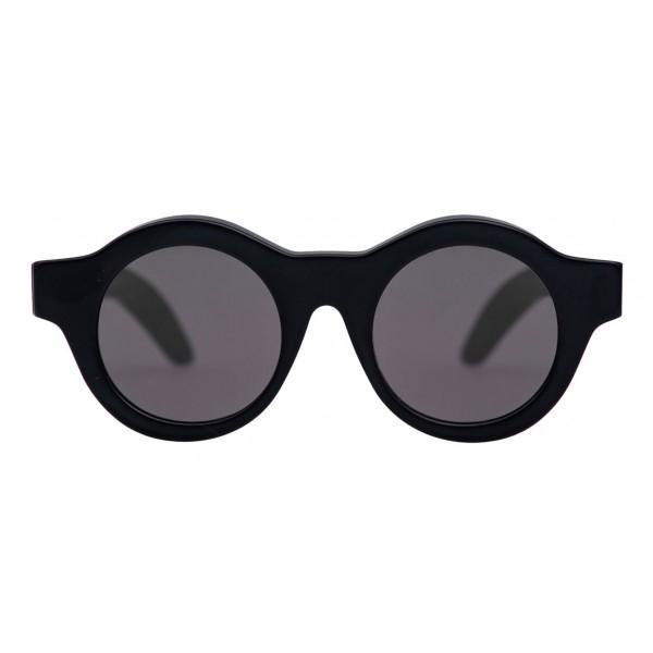 Kuboraum - Mask A1 - Black Matt - A1 BM - Sunglasses - Kuboraum Eyewear