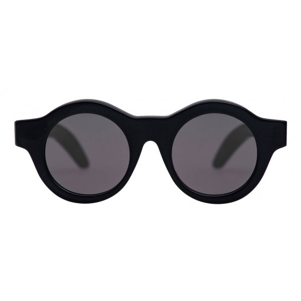 Kuboraum - Mask A1 - Nero Opaco - A1 BM - Occhiali da Sole - Kuboraum Eyewear