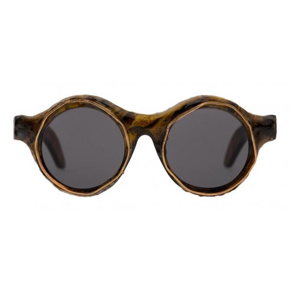 Kuboraum - Mask A1 - Lumiere - A1 MGS LU - Sunglasses - Kuboraum Eyewear