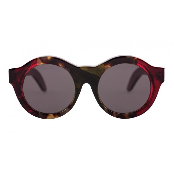 Kuboraum - Mask A2 - Tre Blocchi - A2 HHLS - Occhiali da Sole - Kuboraum Eyewear