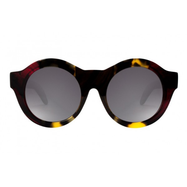 Kuboraum - Mask A2 - Multicolor - A2 HH Gray - Sunglasses - Kuboraum Eyewear