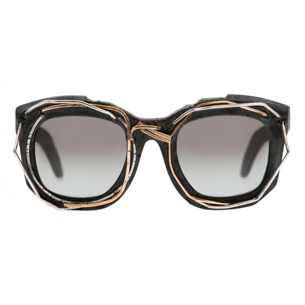 Kuboraum - Mask B2 - Artefact - B2 BM AR - Occhiali da Sole - Kuboraum Eyewear