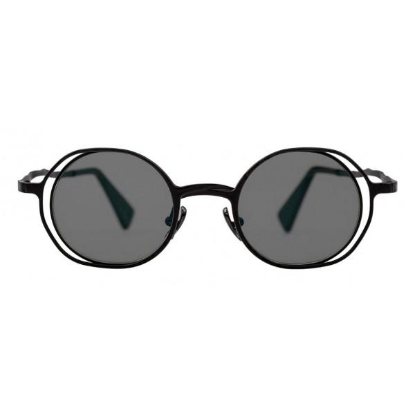 b04086c179 Kuboraum - Mask H11 - Black - H11 BM - Sunglasses - Optical Glasses -  Kuboraum