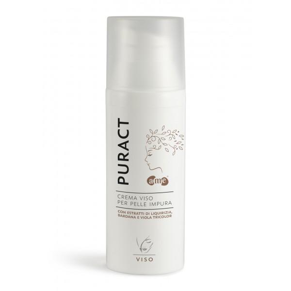 A. Me. Cosmetics - Aura Mediterranea - Puract - Impure Skin Cream - Face Line
