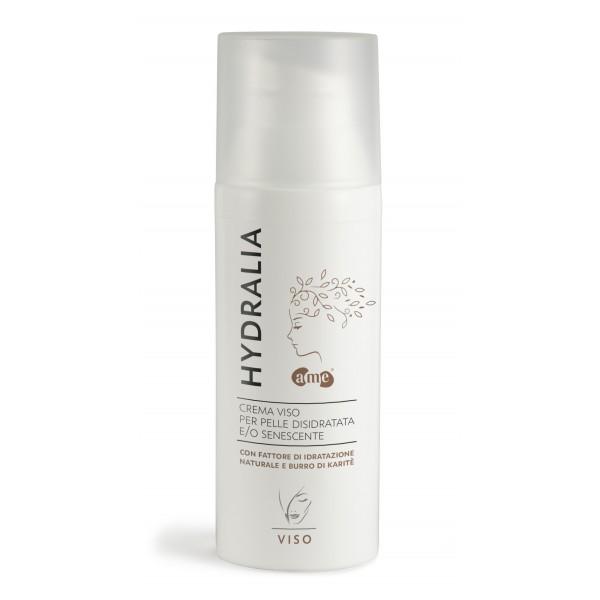 A. Me. Cosmetics - Aura Mediterranea - Hydralia - Crema Pelle Disitratata e/o Senescente - Linea Viso