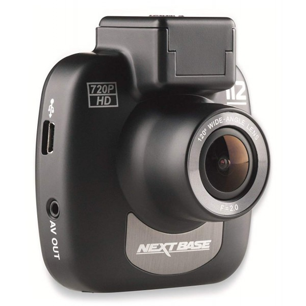 Next Base - Nextbase 112 Dash Cam - in Car Cam - 720p HD - In-Car Dash Camera - Dashboard Digital Driving Video Recorder