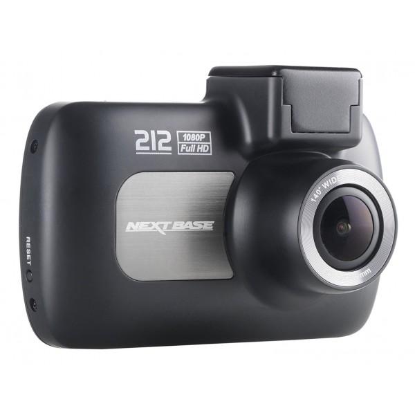 Next Base - Nextbase 212 Dash Cam - in Car Cam - 1080p HD - In-Car Dash Camera - Videocamera Digitale per Auto