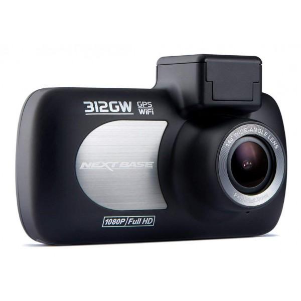 Next Base - Nextbase 312GW Dash Cam - in Car Cam - 1080p HD - In-Car Dash Camera - Videocamera Digitale per Auto