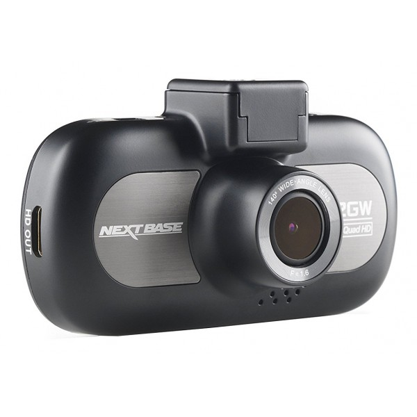 Next Base - Nextbase 412GW Dash Cam - in Car Cam - 1440p HD - In-Car Dash Camera - Dashboard Digital Driving Video Recorder