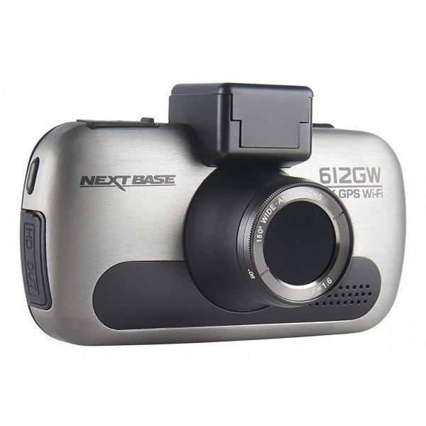 Next Base - Nextbase 612GW Dash Cam - in Car Cam - 4K HD - In-Car Dash Camera - Dashboard Digital Driving Video Recorder
