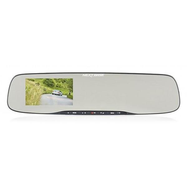 Next Base - Nextbase Mirror Dash Cam - in Car Cam - 1080p HD - In-Car Dash Camera - Videocamera Digitale per Auto