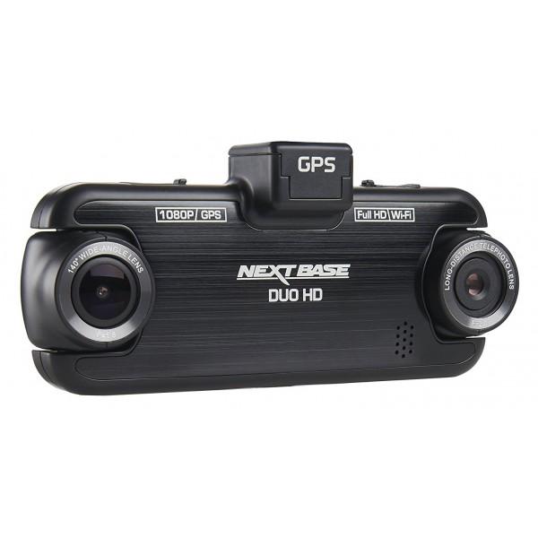 Next Base - Nextbase Duo HD Dash Cam - in Car Cam - 1080p HD - In-Car Dash Camera - Videocamera Digitale per Auto