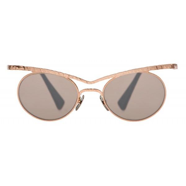 fbf3a1982bba Kuboraum - Mask H53 - Rose Gold - H53 PG - Sunglasses - Kuboraum Eyewear