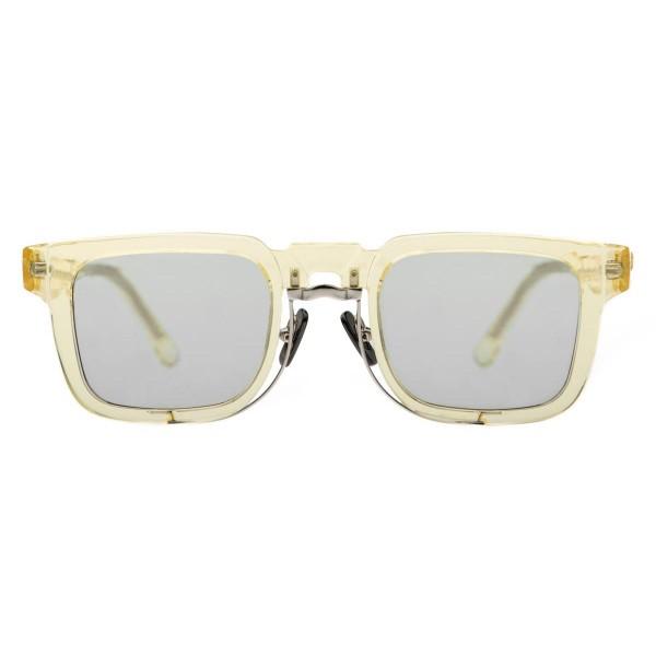d96fdaa2e5b Kuboraum - Mask N4 - Champagne - N4 CHP - Sunglasses - Kuboraum Eyewear