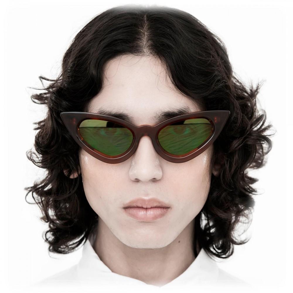 f868b20c6b7a ... Kuboraum - Mask Y3 - Copper - Y3 COP - Sunglasses - Kuboraum Eyewear
