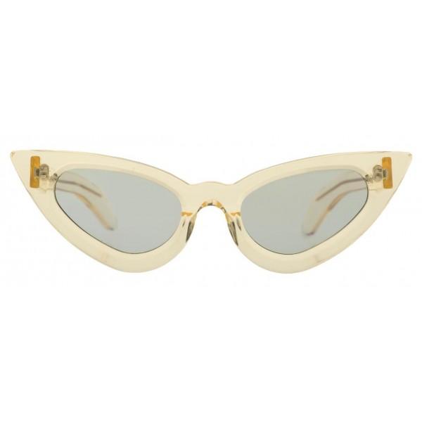 b22a96d28e1b Kuboraum - Mask Y3 - Champagne - Y3 CHP - Sunglasses - Kuboraum Eyewear