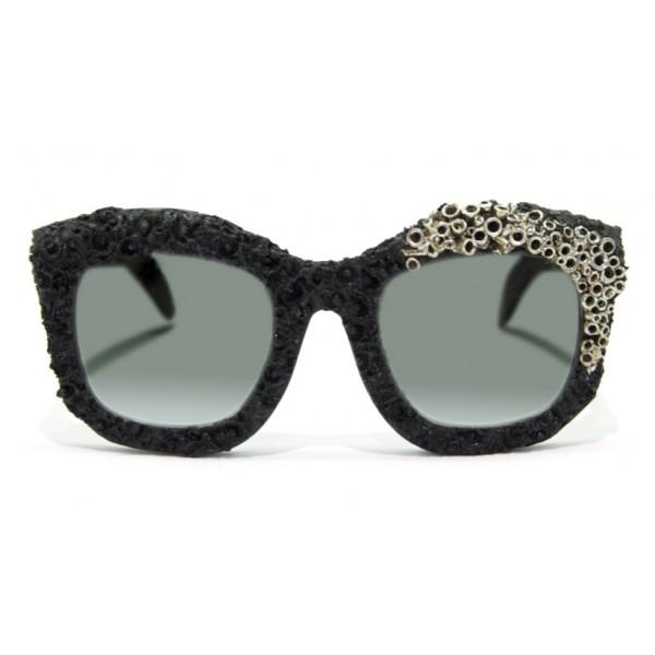 Kuboraum - Mask B2 - Atlantis - B2 BT Atlantis II - Sunglasses - Kuboraum Eyewear