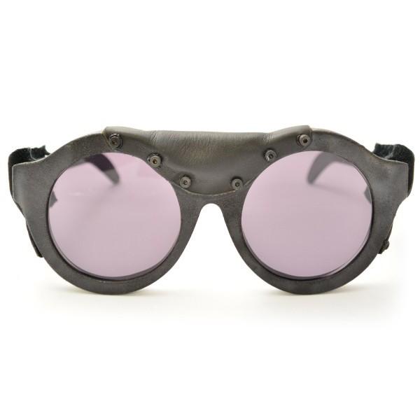 03d202e54c Kuboraum - Mask A2 - Black Matt - A2 Desert Ascetic - Sunglasses - Kuboraum  Eyewear