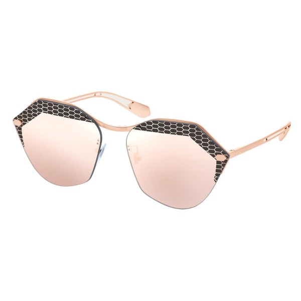 Bulgari - Serpenteyes Reverse - Serpenti Sunglasses - Pink - Serpenti Collection - Sunglasses - Bulgari Eyewear