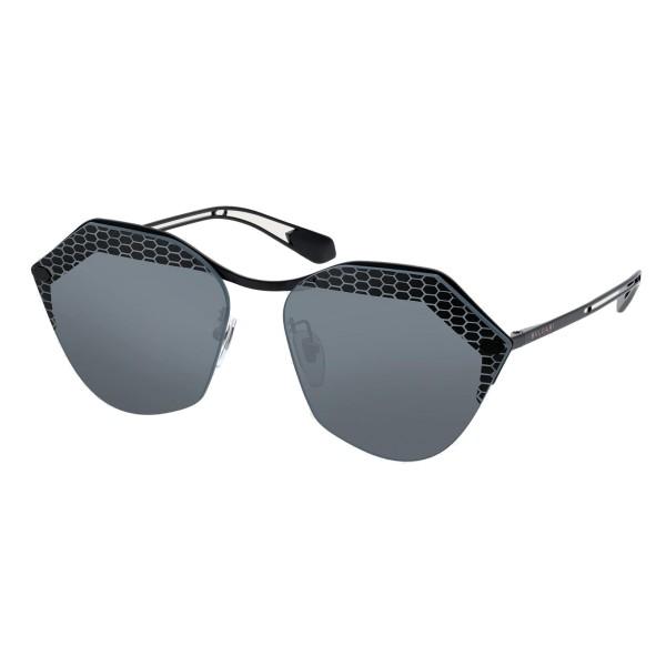 Bulgari - Serpenteyes Reverse - Occhiali da Sole Serpenti - Neri - Serpenti Collection - Occhiali da Sole - Bulgari Eyewear
