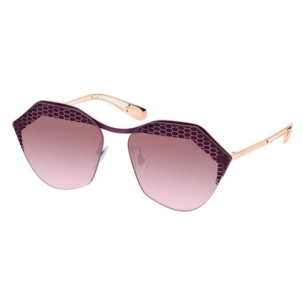 Bulgari - Serpenteyes Reverse - Serpenti Sunglasses - Violet - Serpenti Collection - Sunglasses - Bulgari Eyewear