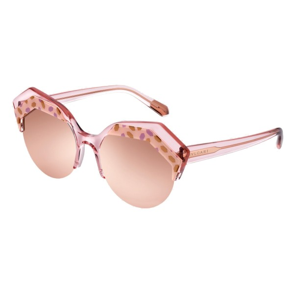 Bulgari - Serpenteyes Power-Up - Serpenti Sunglasses - Rose - Serpenti Collection - Sunglasses - Bulgari Eyewear