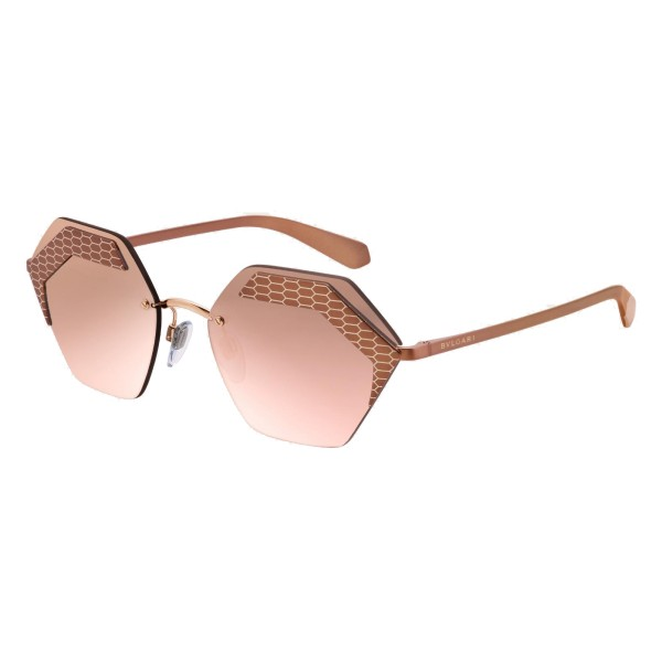 Bulgari - Serpenteyes X - Serpenti Sunglasses - Rose Gold - Serpenti Collection - Sunglasses - Bulgari Eyewear