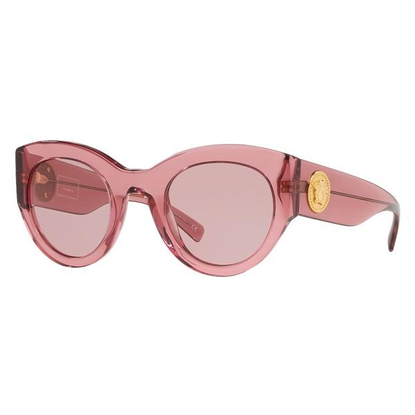 Versace - Occhiale da Sole Vintage Tribute - Rosa - Occhiali da Sole - Versace Eyewear