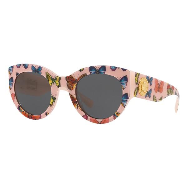 Versace - Occhiale da Sole Tribute Butterfly - Stampa Butterfly - Occhiali da Sole - Versace Eyewear