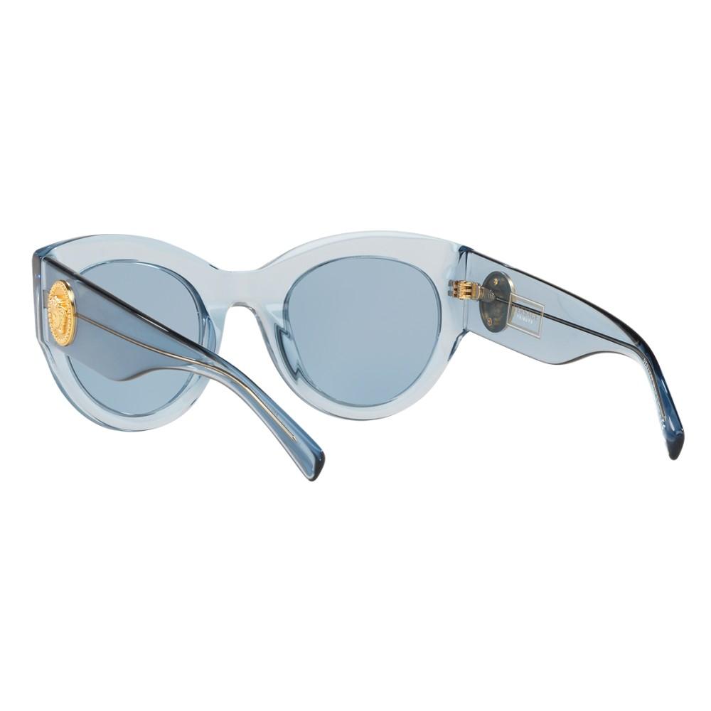 979c1b6432 ... Versace - Sunglasses Vintage Tribute - Blue - Sunglasses - Versace  Eyewear