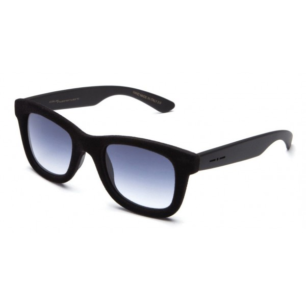 Italia Independent - Velvet 0090V - Gianluca Vacchi - Black Velvet - 009.000 - Sunglasses - Gianluca Vacchi Official