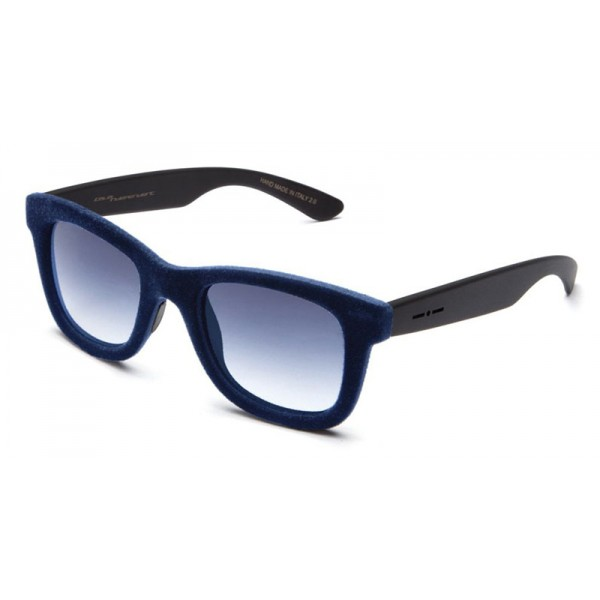 Italia Independent - Velvet 0090V - Gianluca Vacchi - Blue Velvet - 021.000 - Sunglasses - Gianluca Vacchi Official