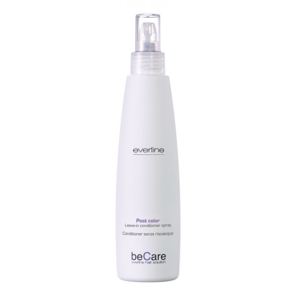 Everline - Hair Solution - Glossy Color - Leave-In Conditioner Spray - BeCare - Professional Color Line
