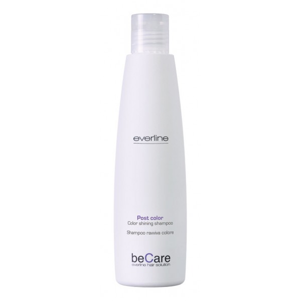 Everline - Hair Solution - Glossy Color - Color Shining Shampoo - BeCare - Professional Color Line