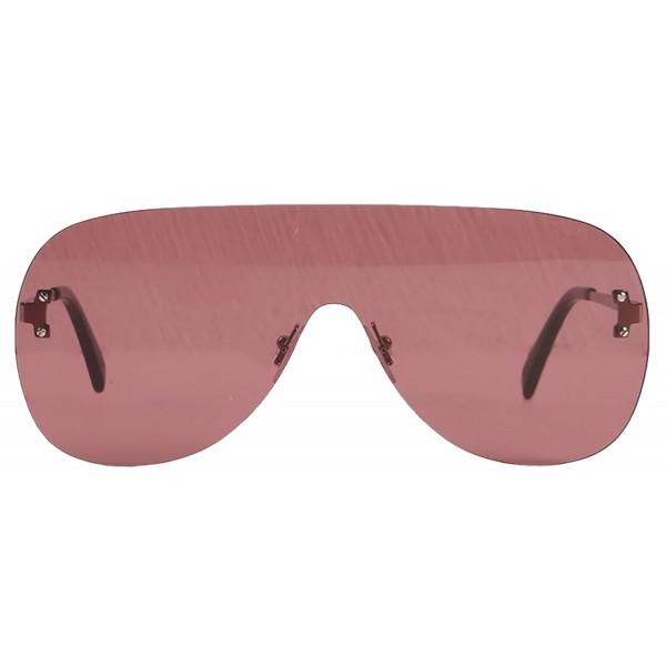 Emilio Pucci - Red Mask Sunglasses - 46549489OV - Sunglasses - Emilio Pucci Eyewear