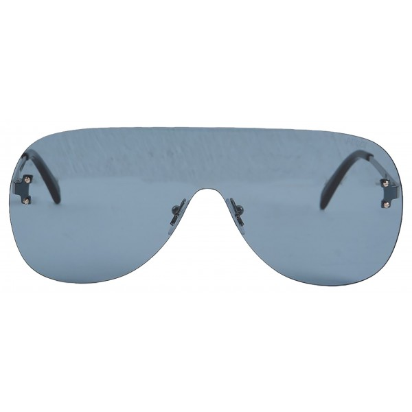 Emilio Pucci - Occhiali da Sole Maschera Blu - 46549496FP - Occhiali da Sole - Emilio Pucci Eyewear