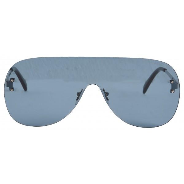Emilio Pucci - Red Mask Sunglasses - 46549496FP - Sunglasses - Emilio Pucci Eyewear